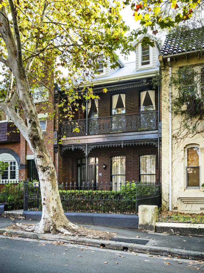 Residential house in Glebe NSW