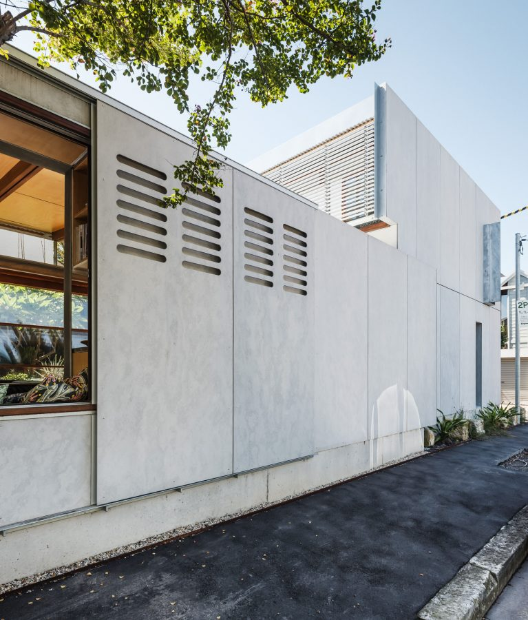 Residential home in Glebe, NSW, Australia